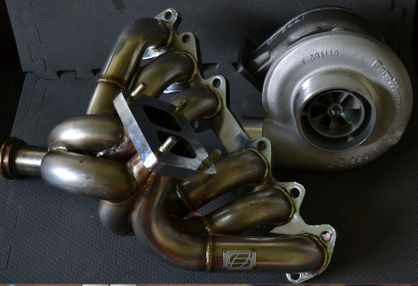 ProSeries DIY Turbo Kit - Build Your Own Set Up Kit