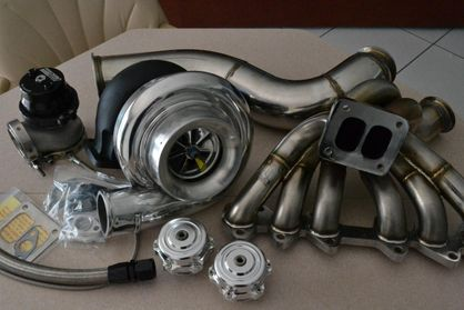 ProSeries Stage 6 2JZGTE Borg Warner 82mm Dual Gate 1300WHP Turbo Kit Toyota Supra - Borg Warner, Titan, Tial, Precision * Free Shipping!