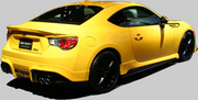 Scion FR-S // Subaru BRZ Chassis and Accessories