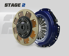 Spec Stage 2 Clutch for SS UZ or JZ engine to Nissan CD009 6 speed conversion