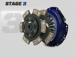 Spec Stage 3 Clutch for SS UZ or JZ engine to Nissan CD009 6 speed conversion