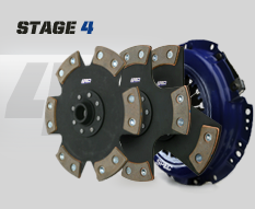 Spec Stage 4 Clutch for SS UZ or JZ engine to Nissan CD009 6 speed conversion