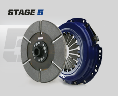 Spec Stage 5 Clutch for SS UZ or JZ engine to Nissan CD009 6 speed conversion