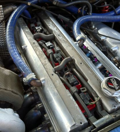 NO LONGER AVAILABLE SUPERSPARK Coils 1JZ/2JZ Upgraded Supra
