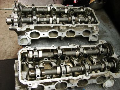 SupraStore V8 Cylinder Head Refresh with Pocket Port and Valve Job 1UZ 1UZFE 2UZ 2UZFE 3UZ 3UZFE VVTi or non