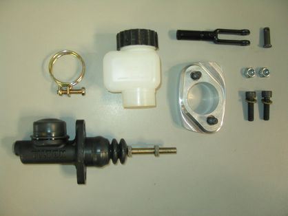 Tilton Clutch Master Cylinder Upgrade Kit Toyota Supra Twin Turbo 1993-1998