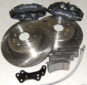 "Toyota Supra MKIV Big Brake Kit Rear 13"" (324mm) by Wilwood 1993-1998"
