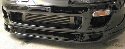 Toyota Supra Urethane Front Lip 1993-1998 RMM Style Wings West