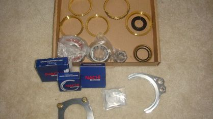 ULTIMATE R-154 Transmission Performance Build Kit