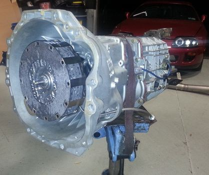 NO LONGER AVAILABLE BRAND NEW 6 Speed Getrag Supra Transmission Never Used!