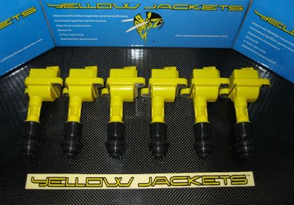 Yellow Jacket Coils 1JZ 2JZ GTE Upgraded Supra Aristo Chaser Coil Packs