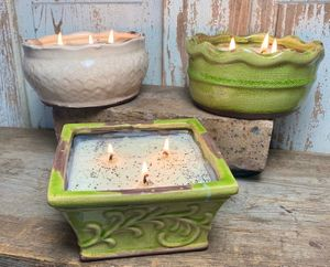 25% Off Out of Season 3 Wick Pottery