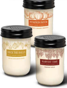 25% off Autumn Traditions Jar Collection
