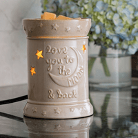 **NEW** Illumination Warmer Love you...Moon and Back