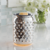 **NEW** Illumination Warmer Mercury Glass