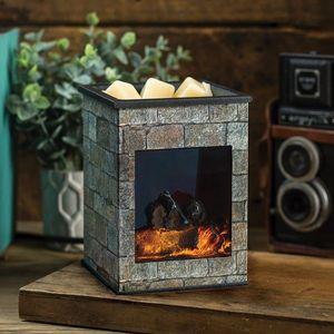 Illumination Wax Warmer Hearthstone