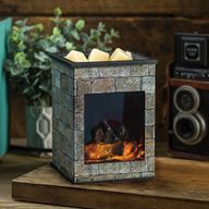 **NEW** Illumination Wax Warmer Hearthstone