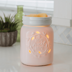 Illumination Wax Warmer Mason Jar