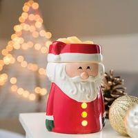 Illumination Wax Warmer Santa
