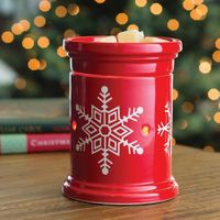 Illumination Wax Warmer Snowflake