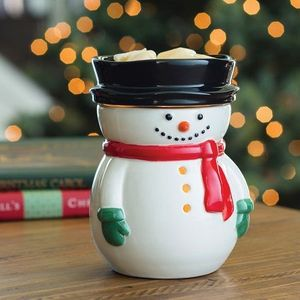 Illumination Wax Warmer Frosty