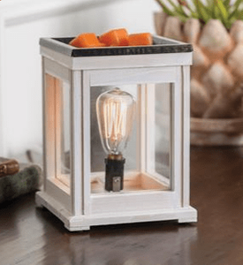 **NEW** Weathered Wood Edison Bulb Illumination Warmer