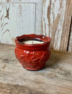 30% off Out Of Season Holiday Pottery Round Pot
