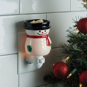 Pluggable Wax Warmer Frosty