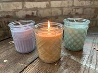 Mini Timeless Jars Set of  3