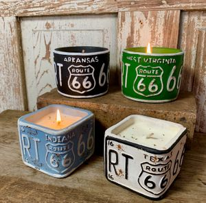 25% off Set of 3 Highway Collection Pottery