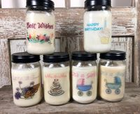 Special Occasion 24 oz Jar Candle