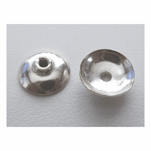 12mm Shallow Bead Cap SCBK106-12