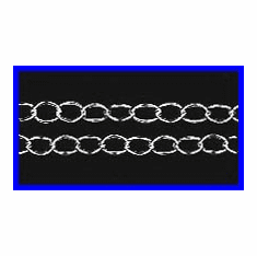 4mm Sterling Silver Cable Chain