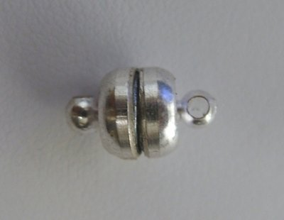 Button Magnetic Clasp