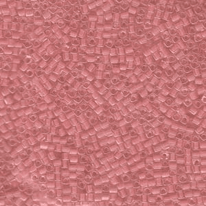 Baby Pink Lined Crystal