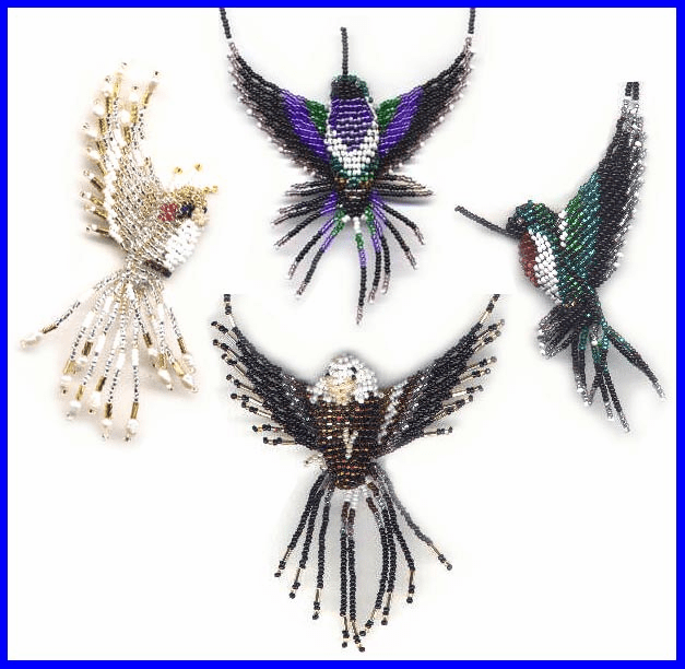 Beaded Bird Kits