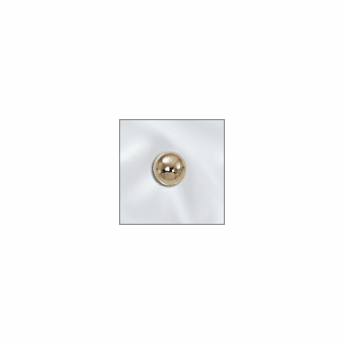 Beads 6mm  10 Pieces Gold Filled GF-3000-6