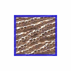 Brass Lined Crystal 10/0 Seed Beads