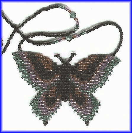 Butterfly Necklace Kit