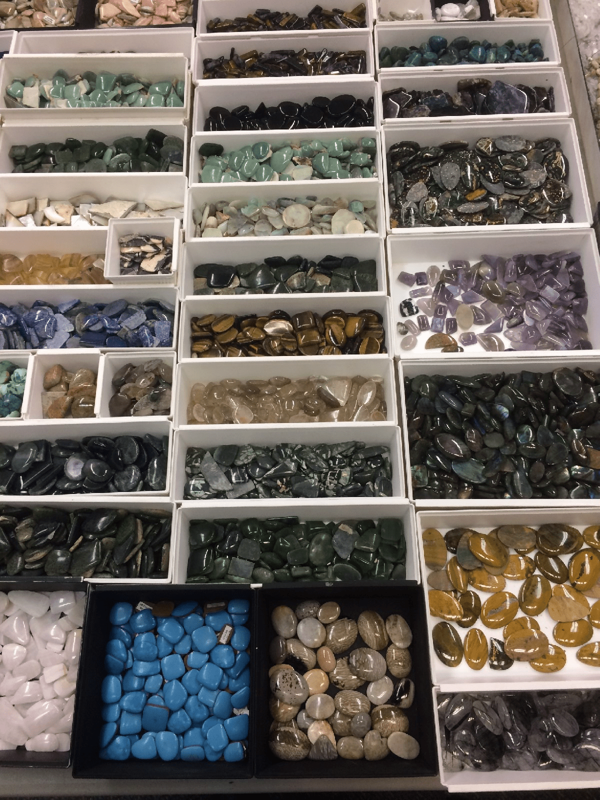 Cabochons Sales with Ebay pricing