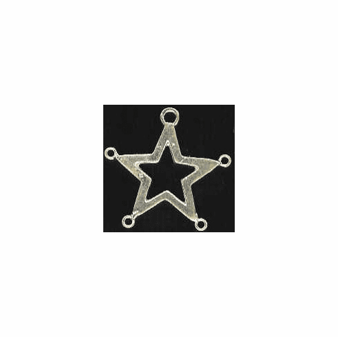 Chandelier Earring Finding - 5 Pieces - Sterling Silver<br>SS-1