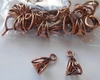 Copper Bails Multi Pack 19 pieces 100% Copper