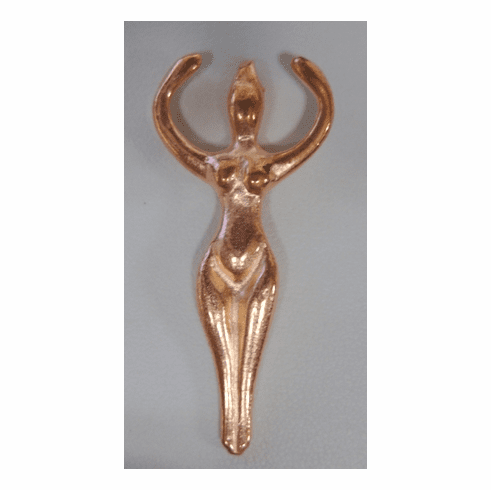 Copper Goddess