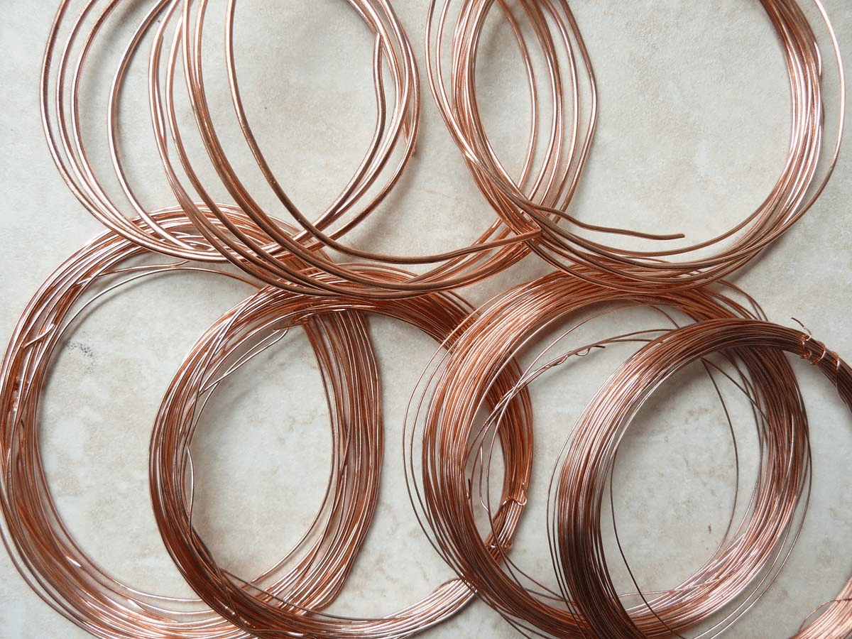 Copper wire for wire wrapping in 26, 24, 22, 20, 18, 16, 14 Guages