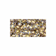 Crystal w/Inside Color Gold<br>11R262