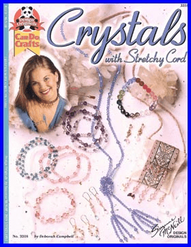 Crystals with Stretchy Cord