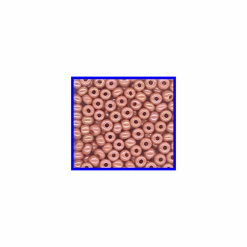 Dusty Rose 6/0 Seed Beads