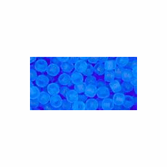 Frosted Transparent Caribbean Blue<br>11R3CF