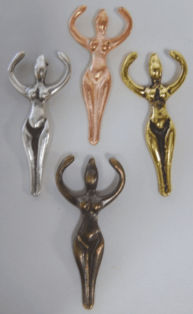 Goddess Pendants