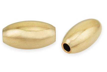 Rice Beads - Gold Filled -